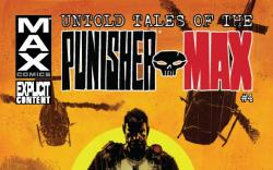 UNTOLD TALES OF PUNISHER MAX 4