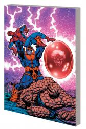 Avengers Vs. Thanos (Trade Paperback)