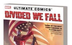 ULTIMATE COMICS DIVIDED WE FALL, UNITED WE STAND TPB