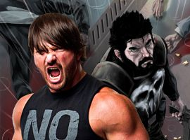 Fightin' Fanboys: AJ Styles
