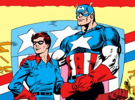 Follow the History of Captain America Pt. 16