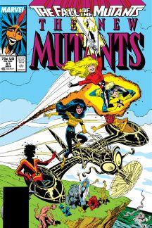 New Mutants #61