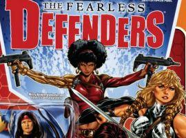Marvel AR: Fearless Defenders #2 Cover Recap