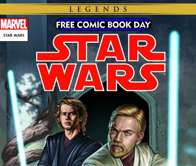 Free Comic Book Day 2013: Free Comic Book Day: Star Wars (2005) #1