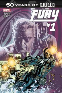 Fury: S.H.I.E.L.D. 50th Anniversary #1
