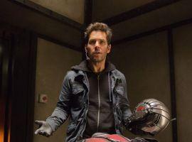 Marvel's Ant-Man suit featurette