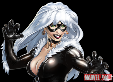 Black Cat from Marvel: Avengers Alliance