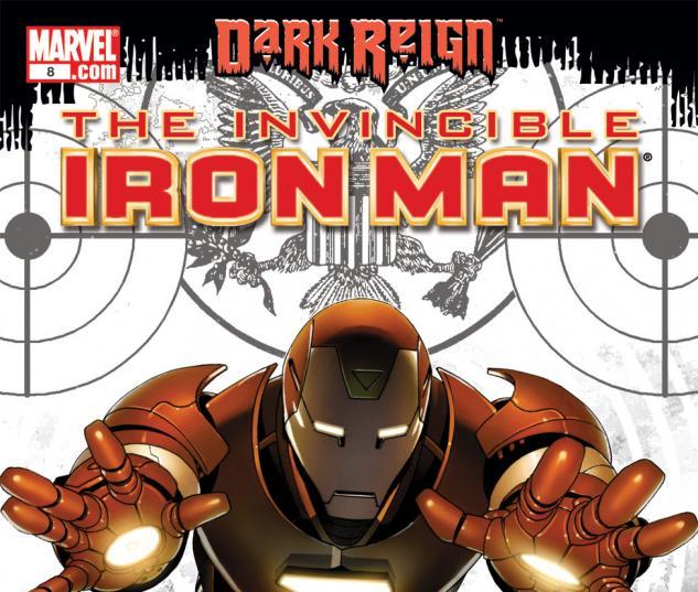Invincible Iron Man (2008) #8