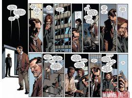ULTIMATUM SPIDER-MAN REQUIEM BOOK #1, Page 5&6