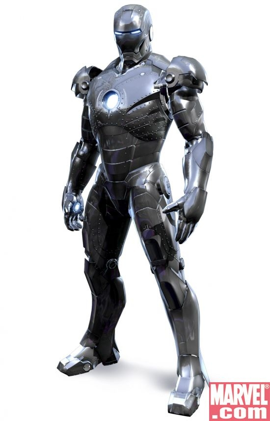 Mark II Armor