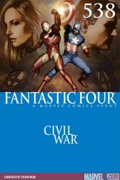 Fantastic Four #538 