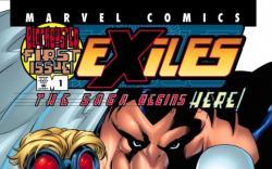 EXILES #1