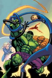 Marvel Age Fantastic Four #12 