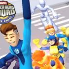 Watch the Super Hero Squad Online: Characters Trailer
