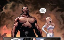 Uncanny X-Men #534 preview art by Greg Land