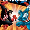 CAPTAIN AMERICA: THE CAPTAIN TPB cover by Kieron Dwyer