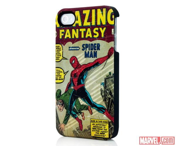 Amazing Fantasy #15 (Aug. 1962). Cover art by Jack Kirby and Steve Ditko.