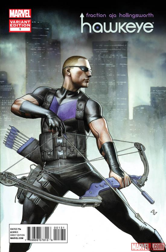 Hawkeye#1 Variant