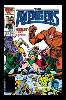Avengers (1963) #274 Cover