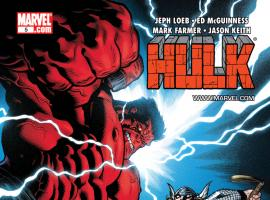 Cover from Hulk (2008) #5