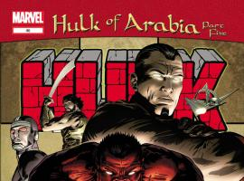 Cover: Hulk (2008) #46