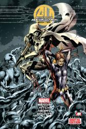 AGE OF ULTRON #2  (2nd Printing Variant)