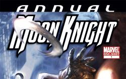 Cover from Moon Knight Annual (2007)