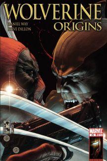 Wolverine Origins #24