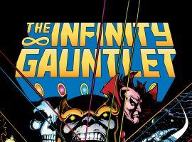 Infinity Gauntlet TPB