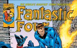 Fantastic Four (1998) #39 Cover