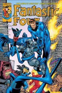 Fantastic Four (1998) #39