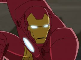 Iron Man has a lot to learn about leading in Marvel's Avengers Assemble