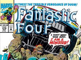 Fantastic Four (1961) #379 Cover