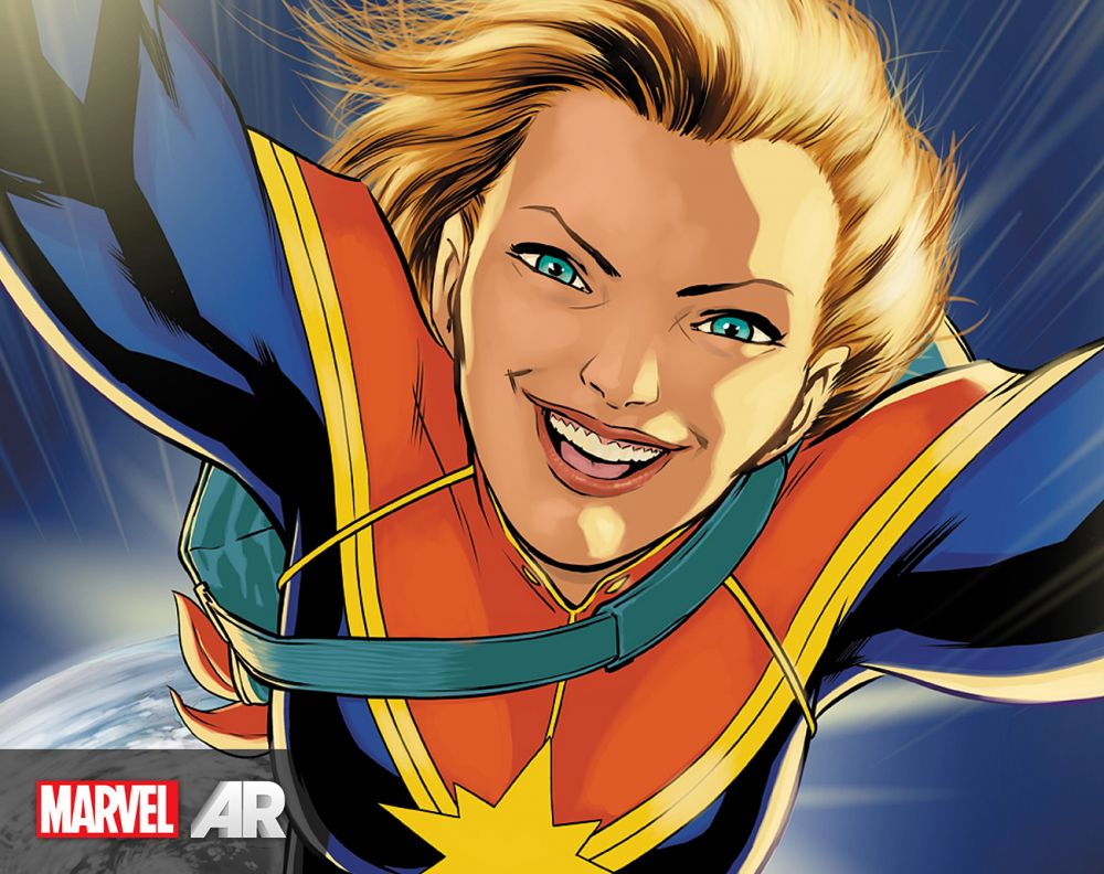 This Week in Marvel NOW! - Captain Marvel