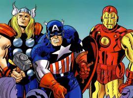 Jack Kirby Week: Top Characters