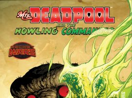 MRS. DEADPOOL AND THE HOWLING COMMANDOS 4 CAMUNCOLI HOWLING VARIANT (SW, WITH DIGITAL CODE)
