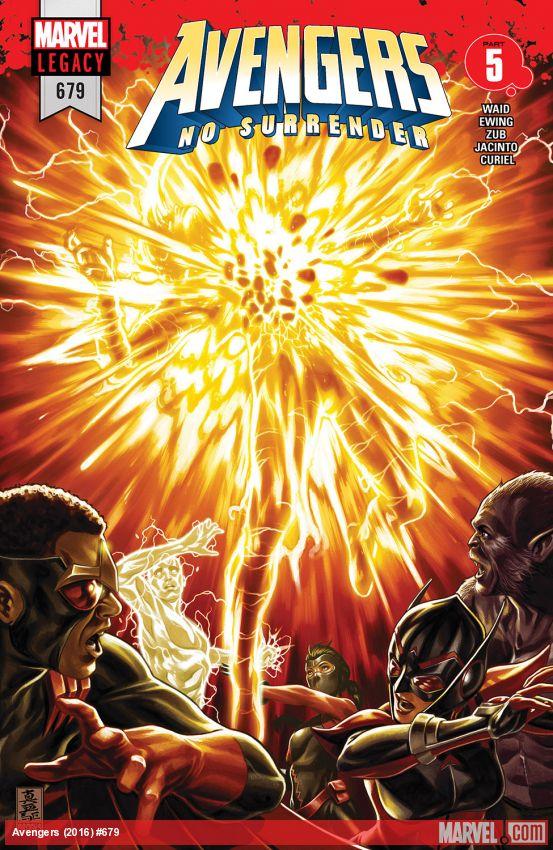 Avengers (2016) #679