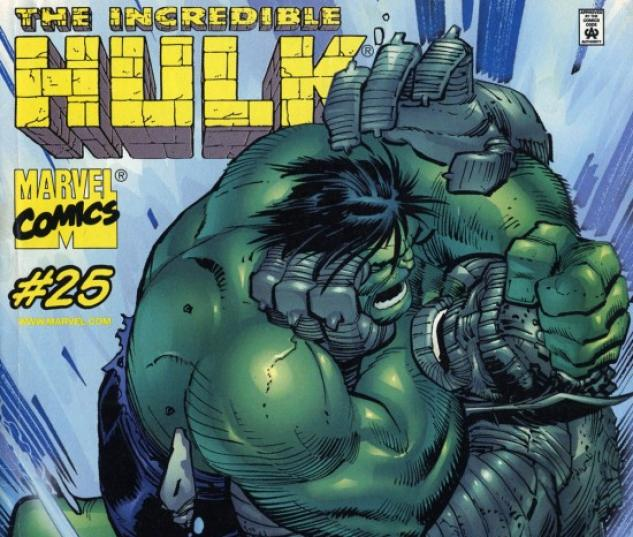 Incredible Hulk #25