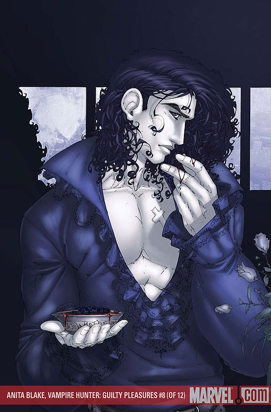 ANITA BLAKE, VAMPIRE HUNTER: GUILTY PLEASURES #8