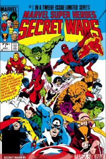 Secret Wars (1984) #1