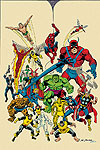 Marvel Legacy: The 1960s (2006)
