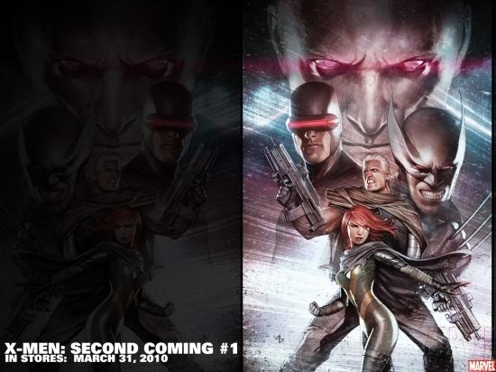 X-Men: Second Coming (2010) #1 Wallpaper