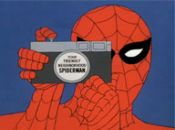 Spider-Man 1967 Episode 1