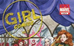 GIRL COMICS #2 cover by Jill Thompson