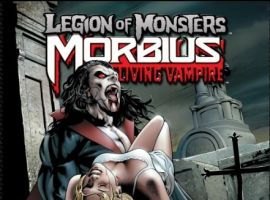 LEGION OF MONSTERS: MORBIUS #1 cover by Greg Land