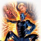 FANTASTIC FOUR #581 preview art by Neil Edwards 1