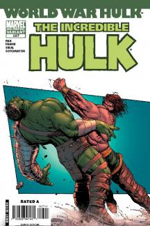 Incredible Hulk (1999) #107 (2ND PRINTING)