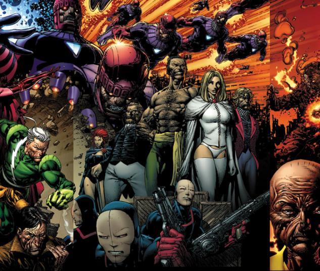 X-MEN LEGACY BY DAVID FINCH POSTER #0