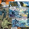 KLAWS OF THE PANTHER #1 preview page by Gianluca Gugliotta
