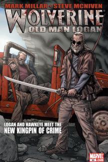 Wolverine (2003) #68